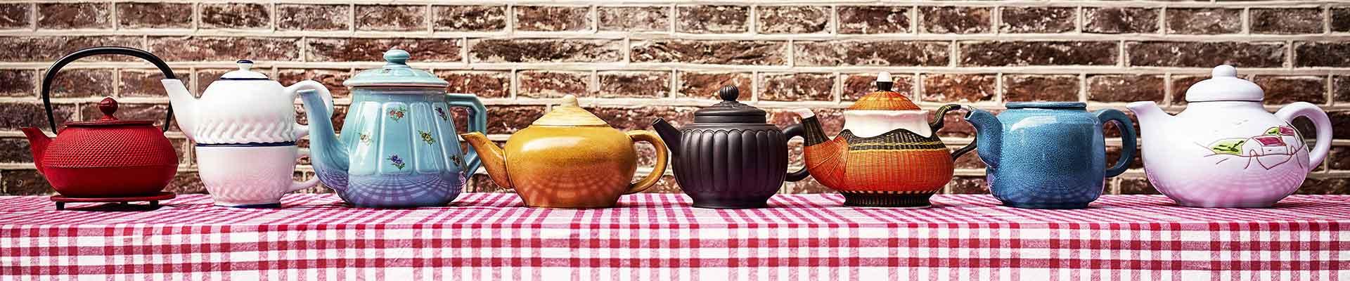 Für die Teezubereitung