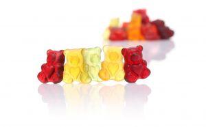 Große Fruchtsaftbären CLASSIC, 20 % Fruchsaftanteil, 500 g