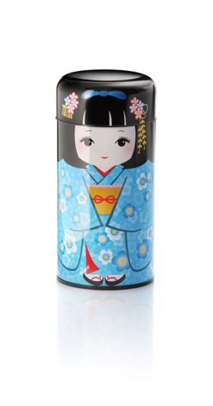 Japan Teedose Geisha