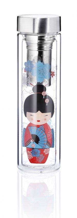 FLOWTEA Little Geisha Red