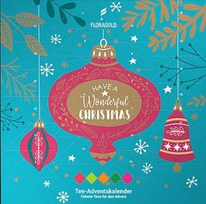 Adventskalender Weihnachtskugeln