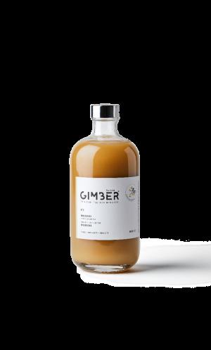 GIMBER - Bio Ingwerkonzentrat 500ml