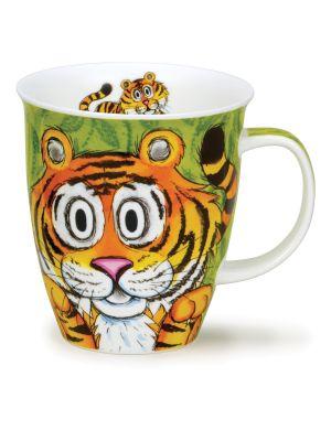 DUNOON Becher Nevis - Tiger