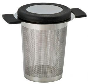 Tee Dauerfilter M Edelstahl