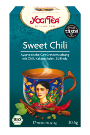 YOGI TEA® Sweet Chili Beutel