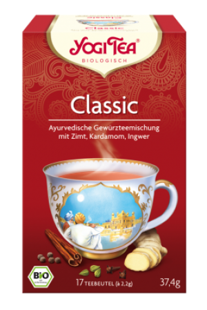 YOGI TEA® Classic Chai Beutel