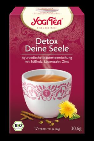 YOGI TEA® Detox Deine Seele Beutel