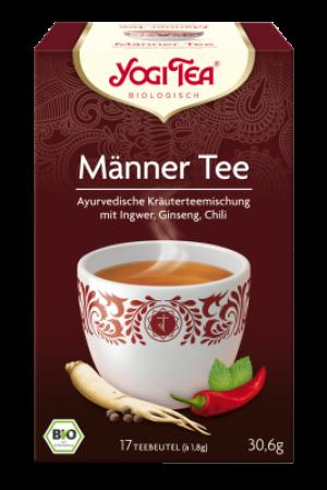 YOGI TEA® Männer Tee Beutel