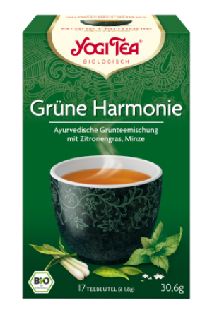 YOGI TEA® Grüne Harmonie Beutel