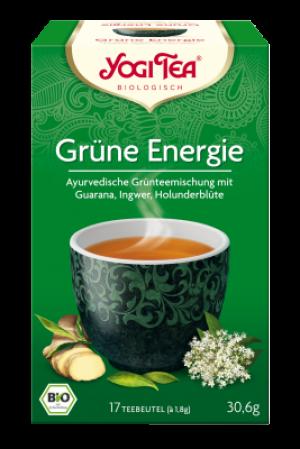 YOGI TEA® Grüne Energie Beutel