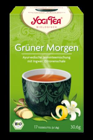 YOGI TEA® Grüner Morgen Beutel