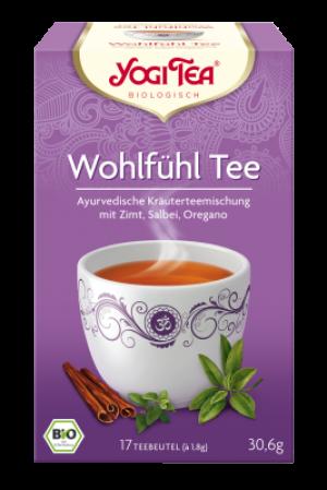 YOGI TEA® Wohlfühl Tee Beutel