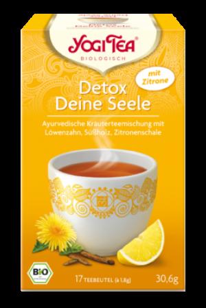 YOGI TEA® Detox Deine Seele mit Zitrone Beutel
