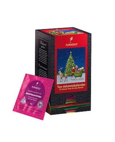 Adventskalender Weihnachtsbaum Tischkalender