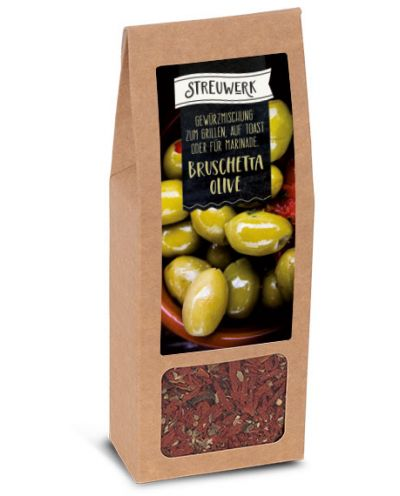 Bruschetta Olive