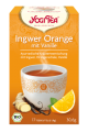 YOGI TEA® Ingwer Orange mit Vanille Beutel